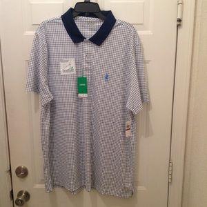 Men's IZOD golf shirt size 2XL